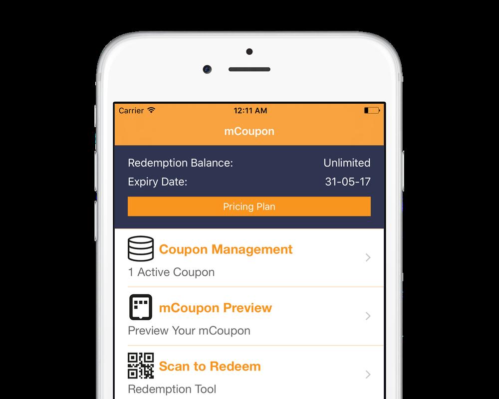 Mezzofy | Digital Coupon Platform